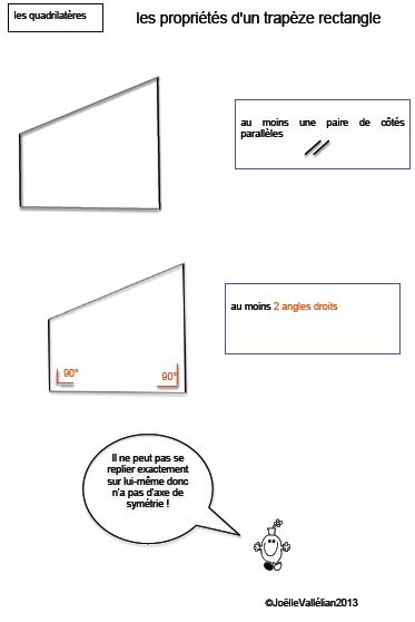 trapèze géométrie images montessori